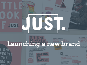 Just: Launching a new brand