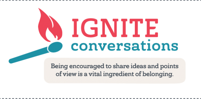 Ignite Conversations
