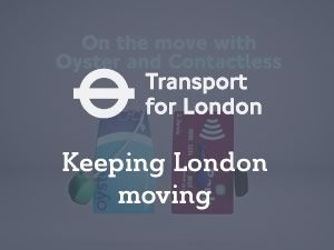 TfL: Keeping London moving